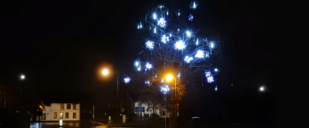 Farnham Royal Christmas Lights 2016